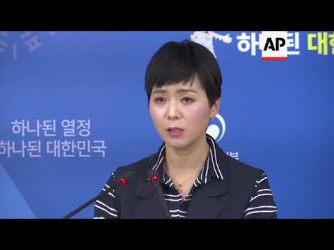 SKorea: 'not appropriate' to speculate on China relations