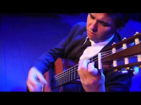 Georges Migot- Hommage a Debussy(postlude)- Rafal Zydek- guitar