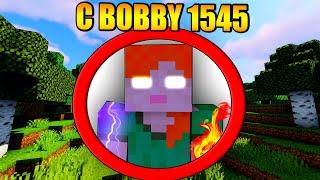 😱Как пройти майнкрафт с Bobby1545?