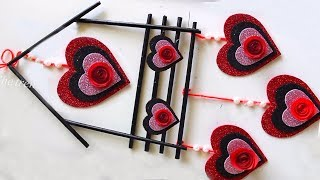 Diy   Unique Wall Hanging Ideas With Newspaper || Best Out Of Waste | Easy Wall Decorations Ideas
