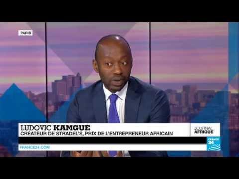 """""""En Afrique, on peut voir la réussite autrement que par le sport ou la musique"""" : Ludovic Kamgué"""