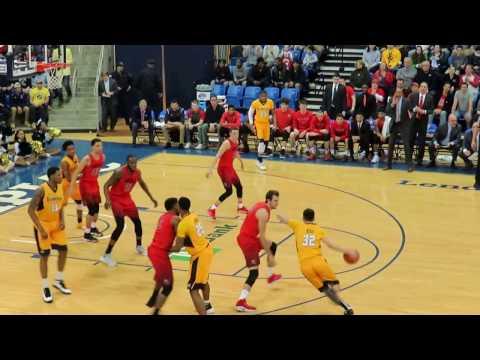 Fairfield Stags vs Quinnipiac Bobcats - Men's Basketball Video Highlights - February 17, 2017