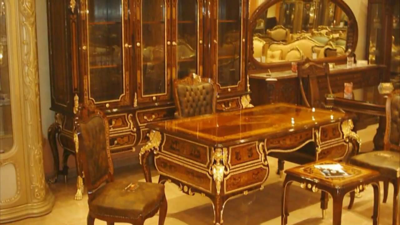 Elkot Egyptian Furniture Store In Alexandria Egypt Part 5 Youtube