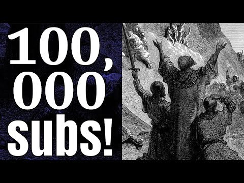 100,000 subs!