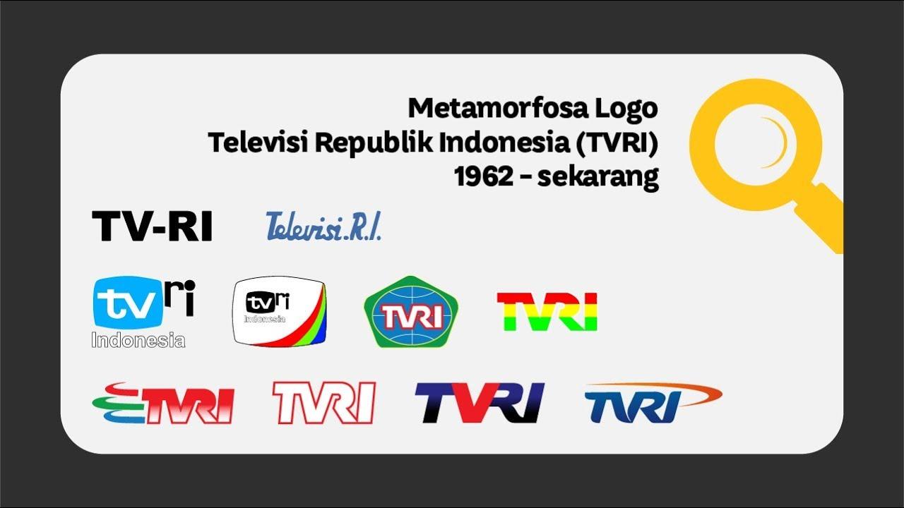 Metamorfosa Logo - TVRI (1962 - 2019) - YouTube