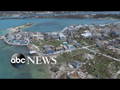 Death toll rises in Bahamas amid Dorian destruction | ABC News