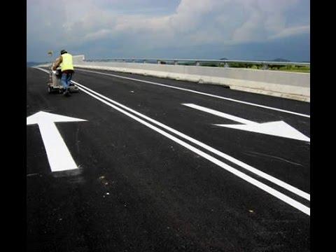 Road Arrow Marking