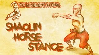 Shaolin Horse Stance: Training for POWER & Health