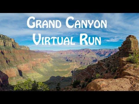 Grand Canyon National Park Virtual Rim to River Run Down South Kaibab Trail