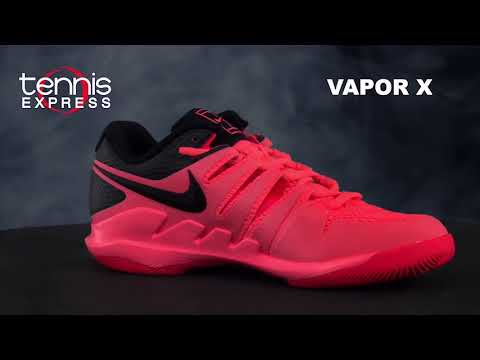 Nike Air Zoom Vapor X Tennis Shoe Commercial With Audio At Tennis