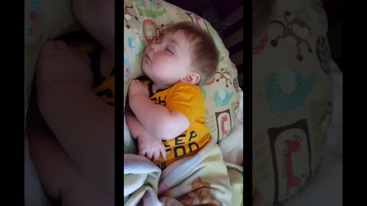 Breathing Spasms, Prolonged Hiccups, Gasping Observed in an Infant