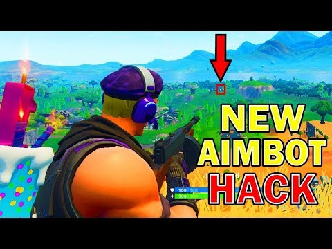 *NEW* How To Get AimBot For FREE In Fortnite Battle Royale [NEW HACK]