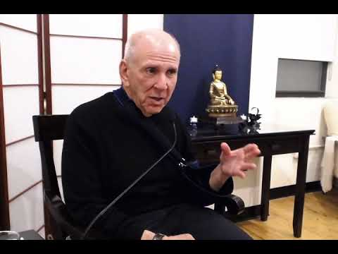 New York Buddha Dharma John Baker Meditation Part II November 6, 2017
