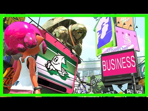 [Gamers News] This week in the business: splatoon 2 hits number one without a single bullet
