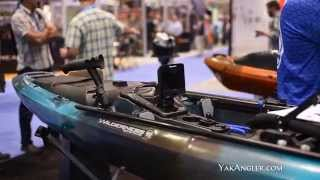 ICAST 2015 - Wilderness Systems A.T.A.K.