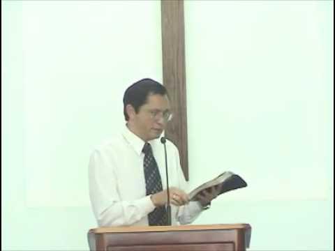 VII  Don de Profecía Pastor Alexander León