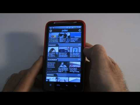 HTC Desire HD - My Android Apps