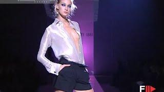 CERRUTI Full Show Spring Summer 2004 Milan by Fashion Channel