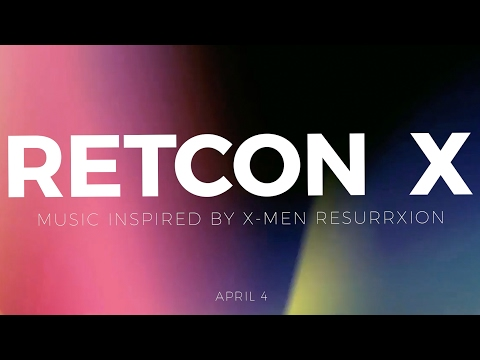 Retcon X - She Moves Me (With Her Mind)