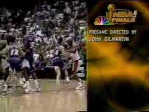 NBA on NBC Memories