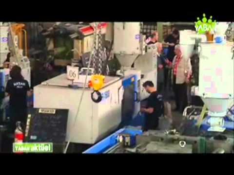 Hatsan Fabrika ziyareti-part3 | Hatsan factory visit by Yaban TV-part3