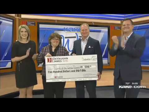 Friends of Wichita Pioneers - DeVaughn James Injury Lawyers WINS for Kansas