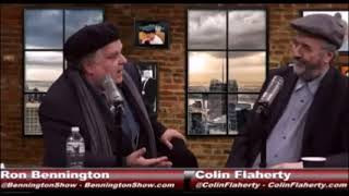 Ron Bennington Addresses The Situation with Colin Flaherty on AA Show