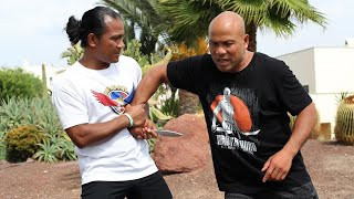 Filipino Martial Art VS Wing Chun
