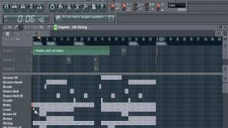 How to make a Hard Rap Beat in Fl 9 (FreeFlp DL)