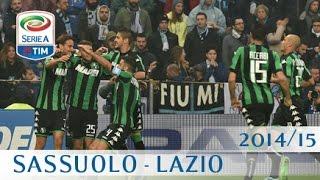 Sassuolo - Lazio - Serie A 2014/15 - ENG