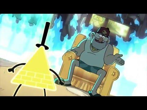 Gravity Falls   Take Back the Falls   Gameisode |Raromagedon el Juego?