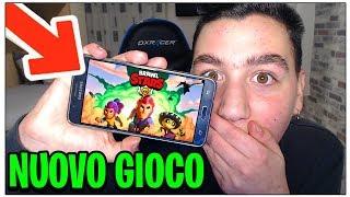 GIOCO A BRAWL STARS PER LA PRIMA VOLTA! Nuovo Gioco Supercell