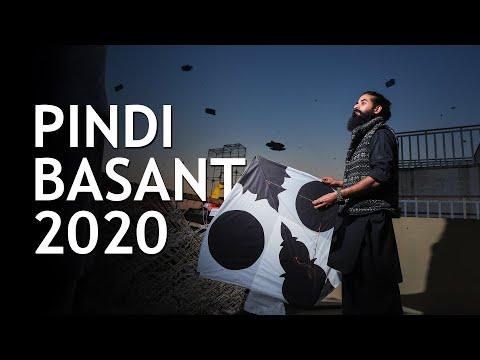 Pindi Basant 2020 - Kite Flying Festival - Rawalpindi