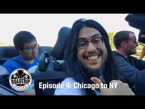 PrimeTime League's Last Hit: RoadTrip to Worlds Ep. 4 - Chicago to NYC
