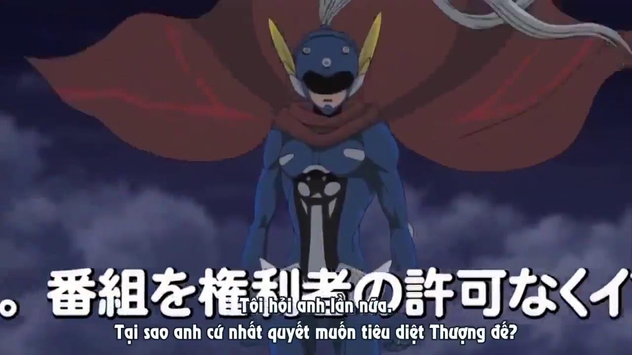ichiban ushiro no daimaou ending