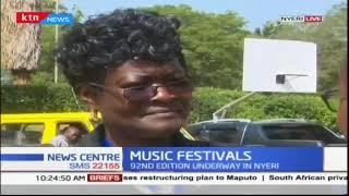 Kenya National Music Festivals underway in Nyeri County