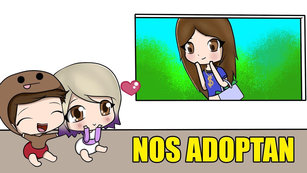 Download LYNA Y DANI BEBES SON ADOPTADOS POR UNA FAMILIA DE MILLONARIOS (Roblox Adoption Story)