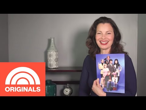 Fran Drescher Looks Back On Her Most Iconic Looks From 'The Nanny'  TODAY