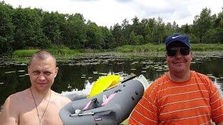 Ловля щуки на кружки часть 3.The pike fishing on mugs.(Решили с Славой съездить на наше старое местечко.Как все вышло смотрите в видео отчёте!, 2015-07-26T10:36:58.000Z)