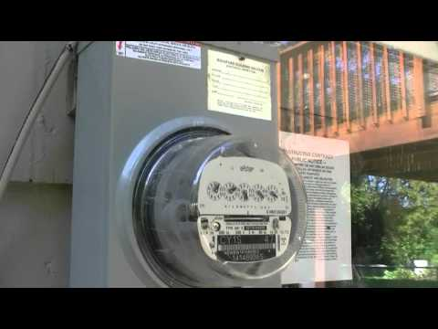 Locking Your Electric Meter to Prevent Smart Meter Installation