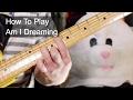 'Am I Dreaming' Atlantic Starr Guitar Lesson