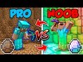 Minecraft NOOB vs. PRO : SWAPPED DIAMOND BATTLE in Minecraft (Compilation)