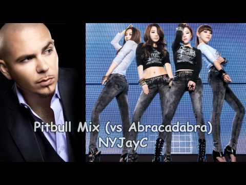 Pitbull Mix (vs BEG - Abracadabra)