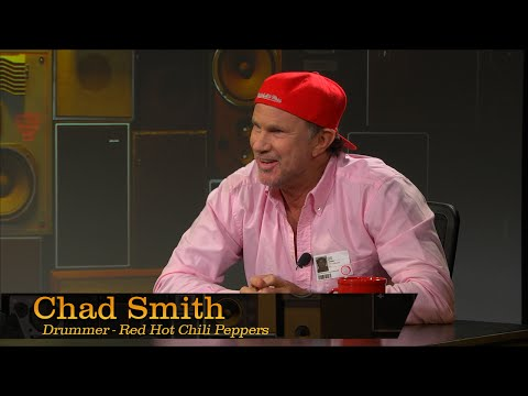 Chad Smith (Red Hot Chili Peppers) - Pensado's Place #185