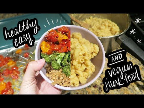 what I eat in a week as a college student #4 (vegan)