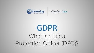 GDPR - What is a Data Protection Officer (DPO)