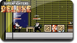 Repeat youtube video FREE GAME! ► Superfighters Deluxe