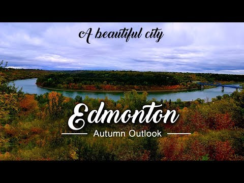 Edmonton In The Fall | Alberta, Canada
