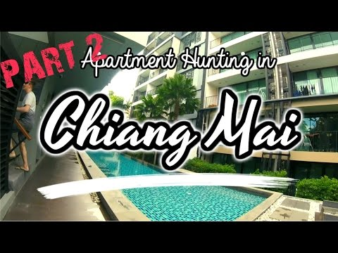 8 AMAZING APARTMENTS TO RENT | CHIANG MAI PART 2