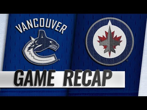 Byfuglien's three-point night leads Jets to 4-1 win